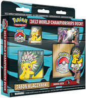 Pokemon 2013 World Championships Deck - Jason Klaczynski (Darkrai Deck)