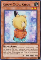 Chow Chow Chan - SHSP-EN002 - Common - Unlimited Edition