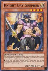 Knight Day Grepher - SHSP-EN038 - Common - Unlimited Edition