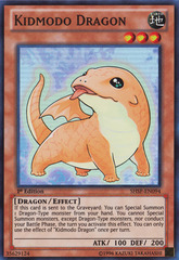 Kidmodo Dragon - SHSP-EN094 - Super Rare - Unlimited Edition