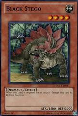 Black Stego - Purple - DL13-EN011 - Rare - Unlimited Edition