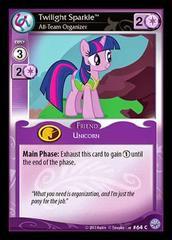 Twilight Sparkle, All-Team Organizer - 64