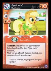 Applejack, Plant Leader - 23