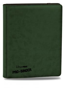 Premium 9-Pocket Green PRO-Binder
