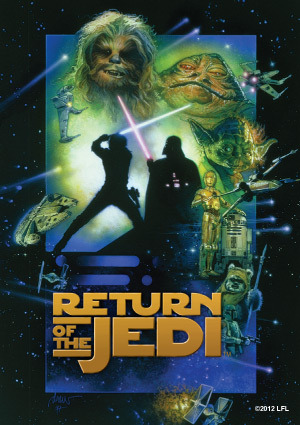 Art Sleeves - Return of the Jedi (50ct)