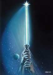 Art Sleeves - Lightsaber (50ct)