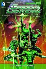 Green Lantern Tp Vol 03 The End (N52)