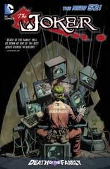 Joker Death Of The Family Tp (N52)